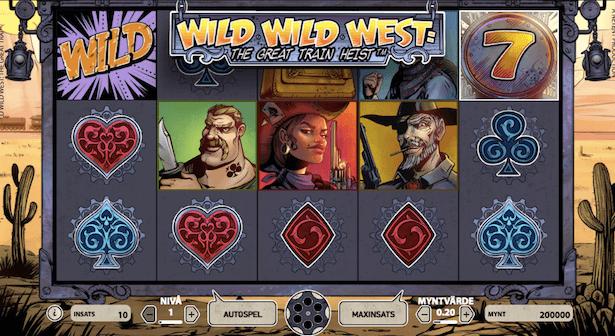 Wild Wild West Bonus