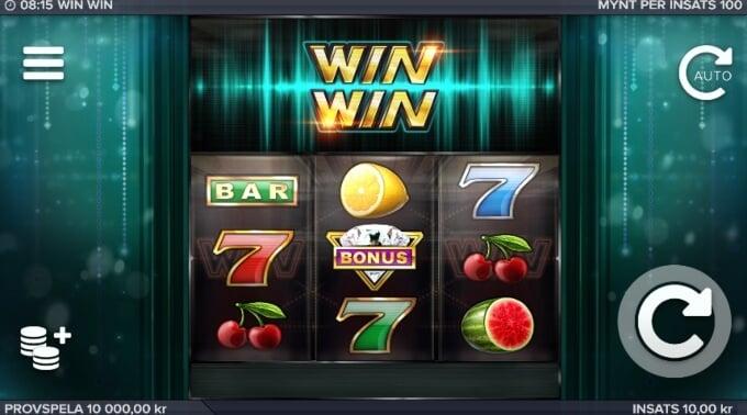 Win Win Slot Bonus Game
