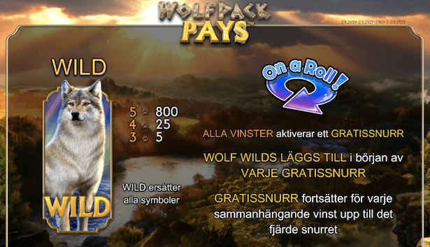 Wolfpack Pays Bonus
