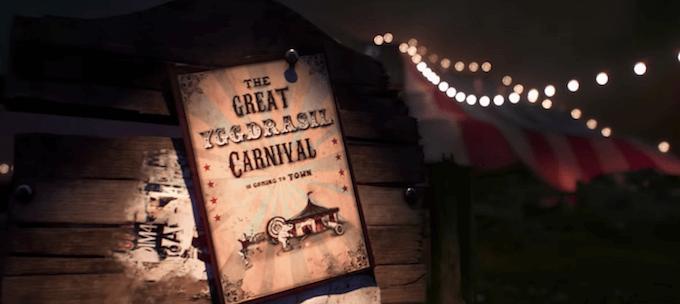 Dr Fortuno Carnival