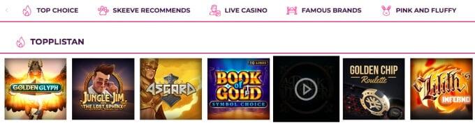 Yobetit Casino Bonus Games