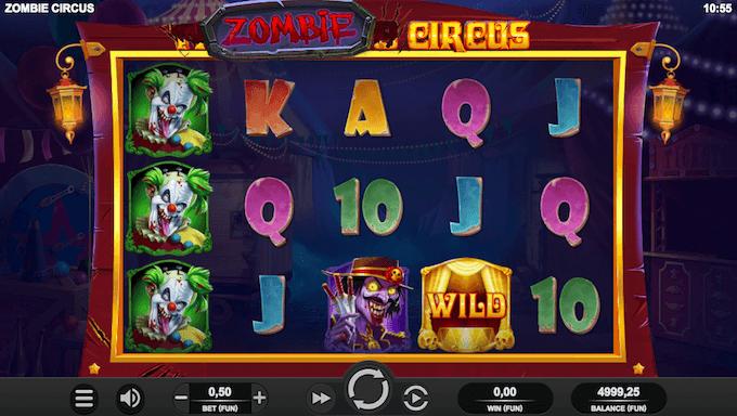 zombie spelbord